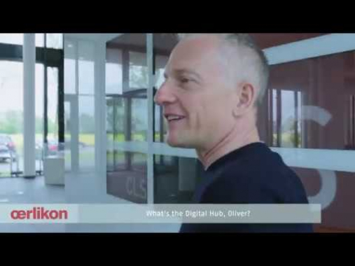 Oerlikon Digital Hub - Speeddating with Oliver Wachsmuth