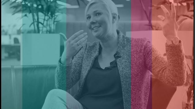 Karrierewege bei snt-regiocom - Jessica: Vom Azubi zur Projektmanagerin