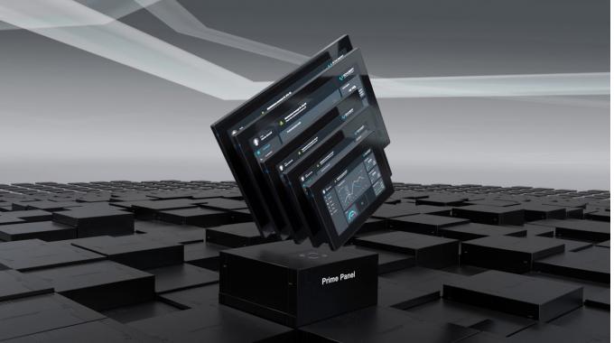 Prime Cube - Modularer Baukasten für industrielle Anwendungen