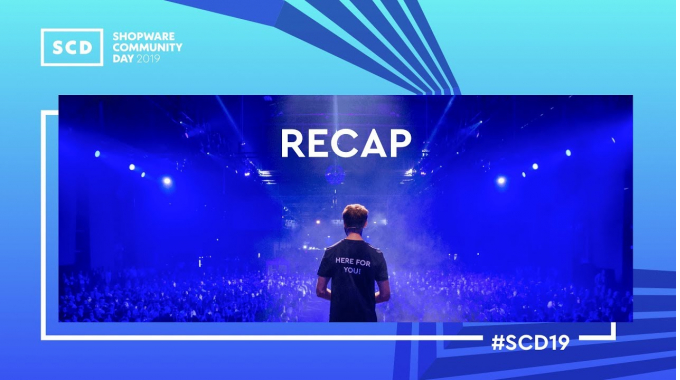 Shopware Community Day 2019 - Journeys (Official Aftermovie)