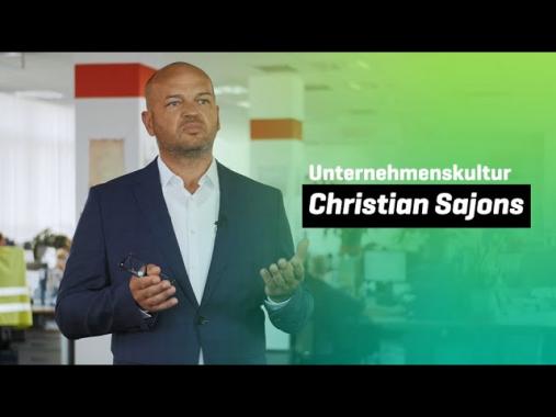 Christian Sajons über Sitels Unternehmenskultur