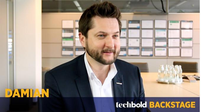 Damian, Gründer & CEO