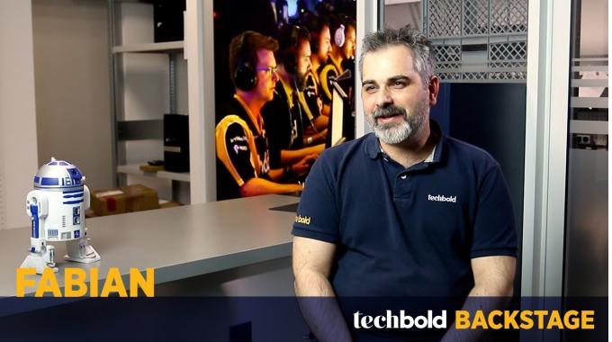 Fabian, CIO & Co-Gründer