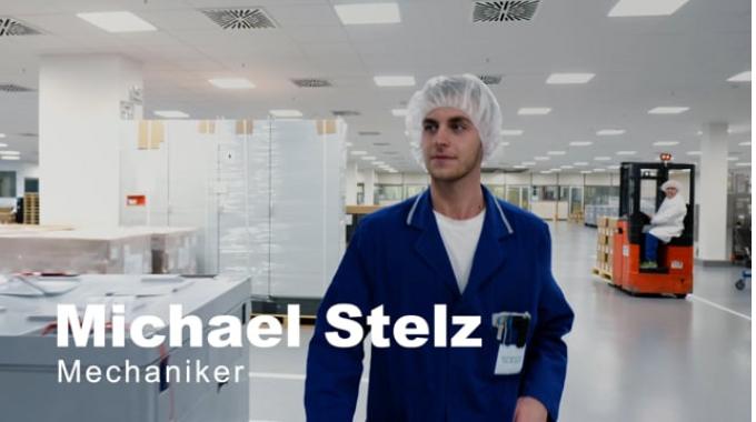 Teva Jobstory Mechaniker Michael Stelz