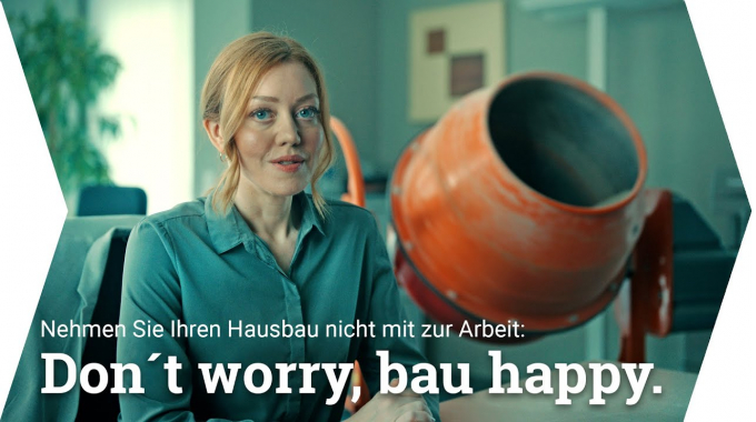 Town & Country Haus - Don't worry, bau happy. l Arbeit