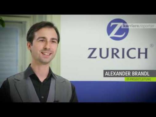 Im Bewerbungsgespräch bei der Zürich Versicherungs-AG überzeugen