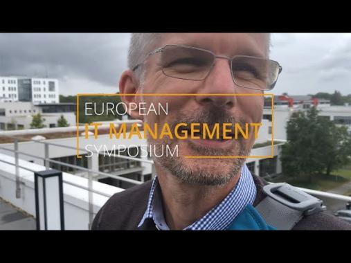 European IT Management Symposium 2019