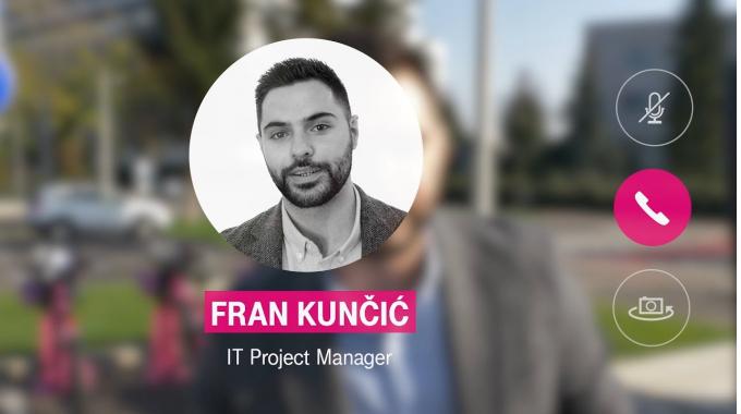 Fran Kunčić #IWILLNOTSTOP
