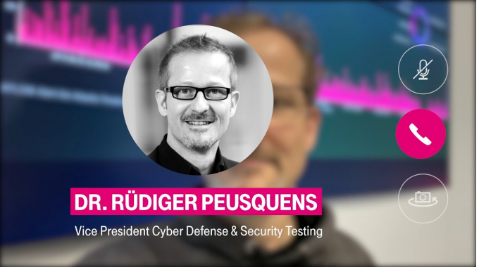 Dr. Rüdiger Peusquens #IWILLNOTSTOP