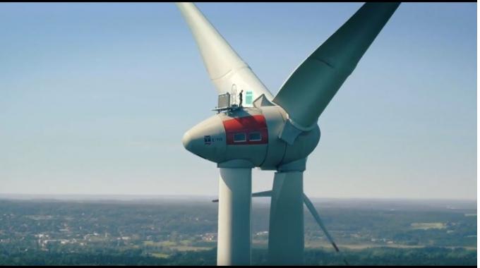 Wind turbine optimisation - Fiber optic sensors in every rotor blade