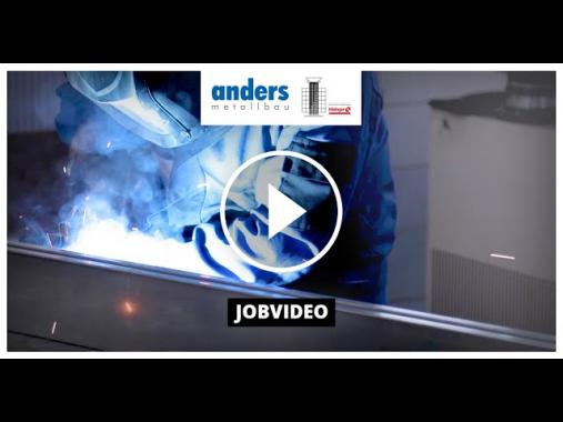 Azubi Metallbau, Ausbildung, Anders Metallbau GmbH, Fritzlar, HR-Management / ...