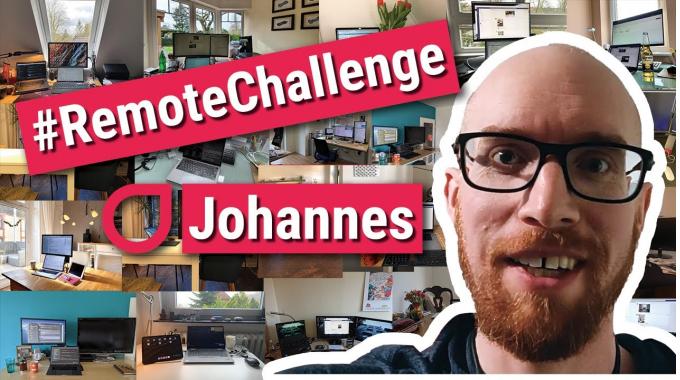 RemoteChallenge - Johannes @Holisticon