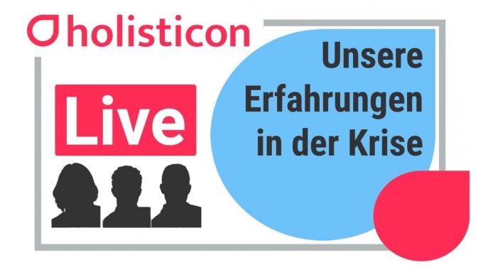 """Live Stream - Interview: """"Remote arbeiten - läuft bei uns!"""""""