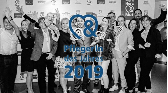 Herz&Mut Award 2019 - Preisverleihung in Berlin