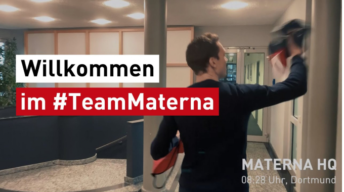 400-Meter-Sprinter Torben Junker  | Willkommen im #TeamMaterna!