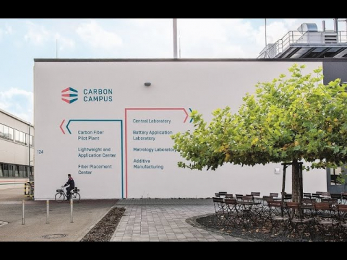Carbon Campus. Where future is created.