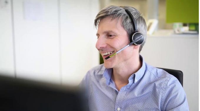 Wir sind Wolters Kluwer – Danilo Engel, Marketing Manager