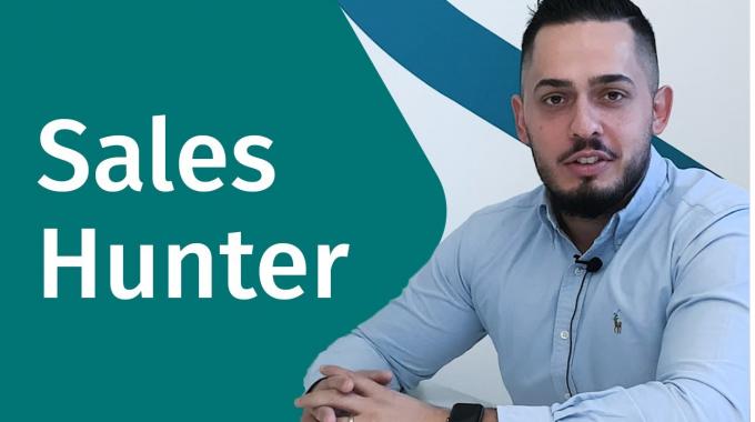 XING E-Recruiting Sales Hunter