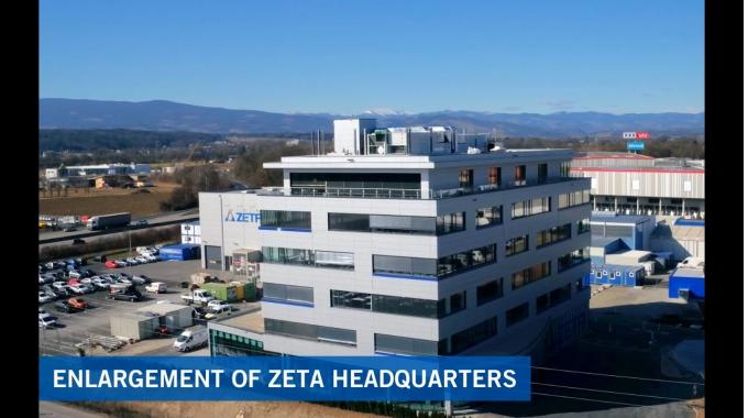 Welcome to INNOVATION ZENTRUM ZETA!