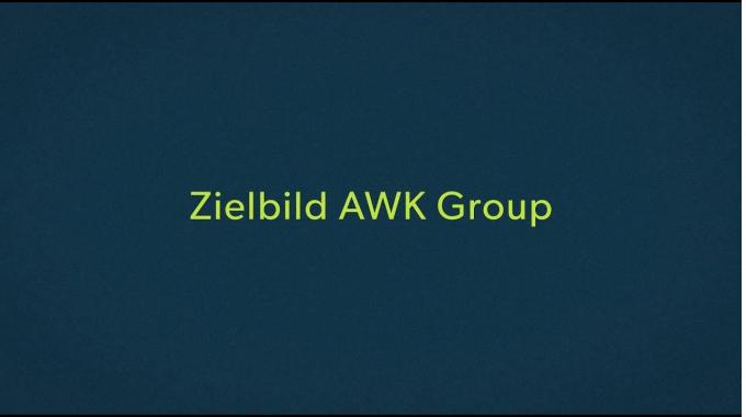 Zielbild für die strategische Ausrichtung der AWK Group