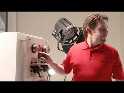BAUER Elektroanlagen: Rube-Goldberg-Maschine (Langversion)