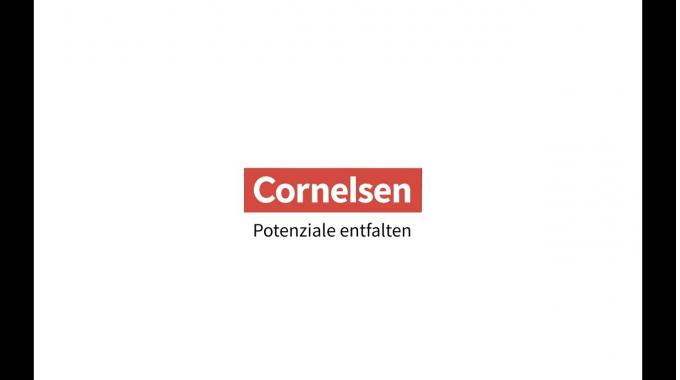 Wir sind Cornelsen – die Videoreihe über die Menschen, die Cornelsen ausmachen. Mehr ...
