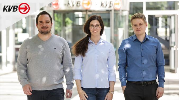 Wir sind die Trainees der KVB – Ein Blick in unseren Arbeitsalltag unter www.kvb.koeln/...