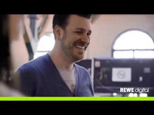 Inside REWE digital - David