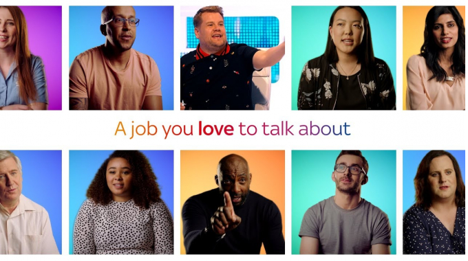 A job you love to talk about