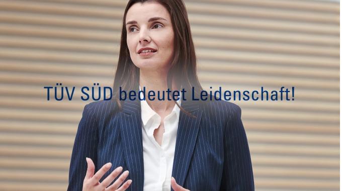 Arbeiten bei TÜV SÜD – Nehmen Sie Ihre Zukunft in die Hand!