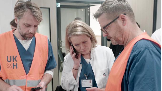 Wenn ein Klinikum umzieht - Das neue UKSH Lübeck geht in Betrieb