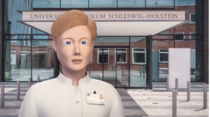 Neubau geschafft! Umbau läuft. Das Klinikum der Zukunft am Campus Kiel