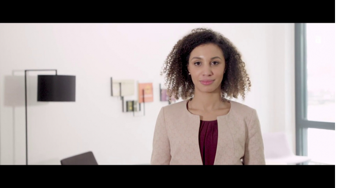 Business Consultant Johanna Odametey