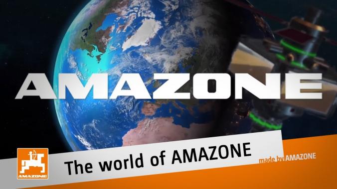 The world of AMAZONE - Produktionsstandorte
