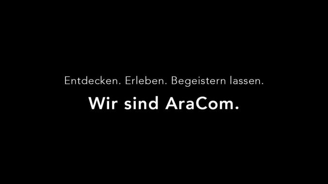 Aracom IT Services AG   So vielfältig wie unser Team!