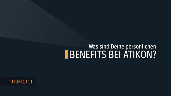 Benefits bei Atikon