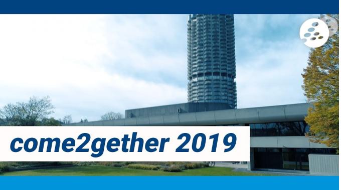 Rückblick - come2gether Anwendertreffen 2019