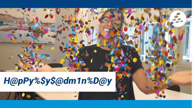 baramundi gratuliert den IT-Admins - 20 Jahre SysAdminDay