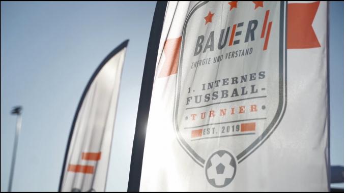 1. internes BAUER-Fußballturnier