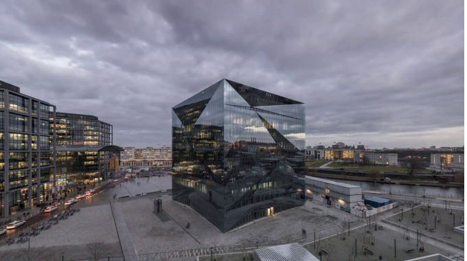 cube berlin (time lapse - 18.02.2020)