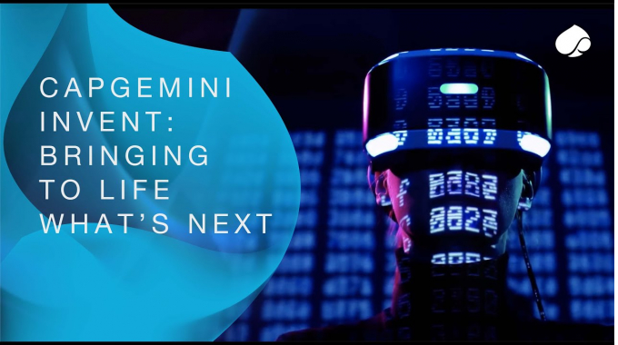 Capgemini Invent: Bringing to life what's next