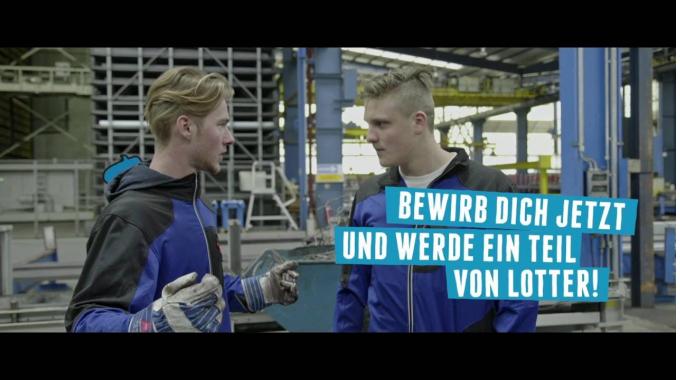 Ausbildung zur Fachkraft für Lagerlogistik bei Lotter - So geht Zukunft!