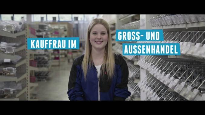 Ausbildung zur Kauffrau/-mann im Groß- und Außenhandel bei Lotter - So geht Zukunft!