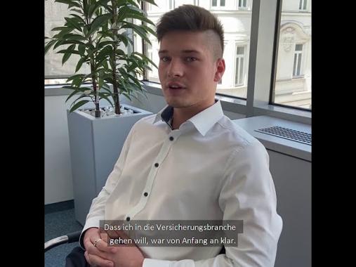 GrECo Lehrlingsfokus - Jens Eisler