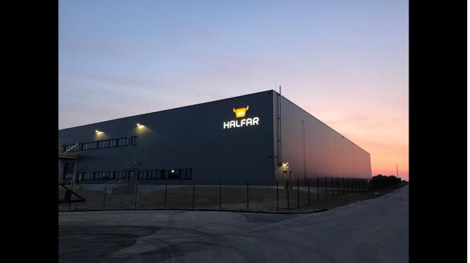 Timelapse: Wie unser Logistikzentrum entstand!