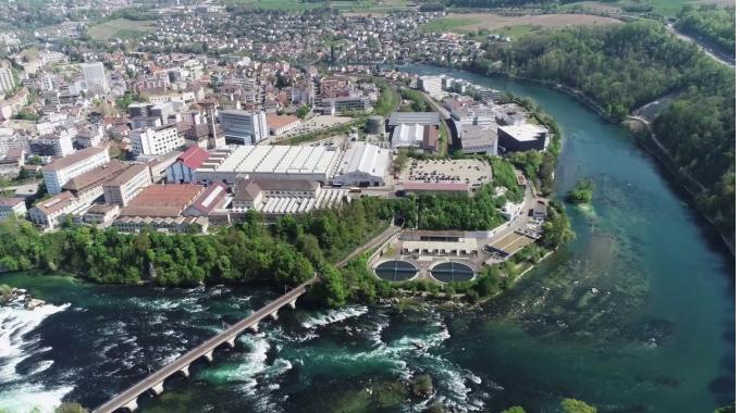 Logistics Center Switzerland - IVF HARTMANN AG