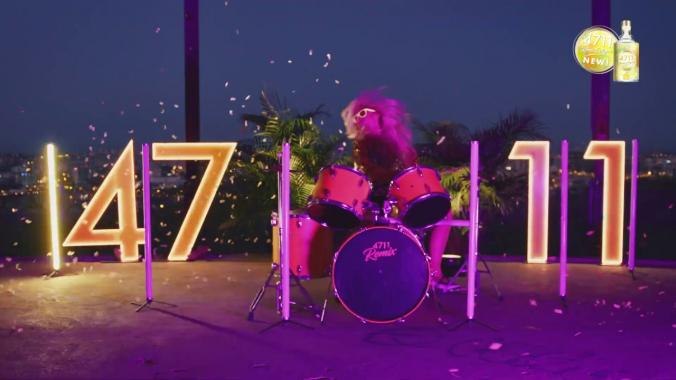 4711 Remix Cologne mit dem Duft der freshen Zitrone