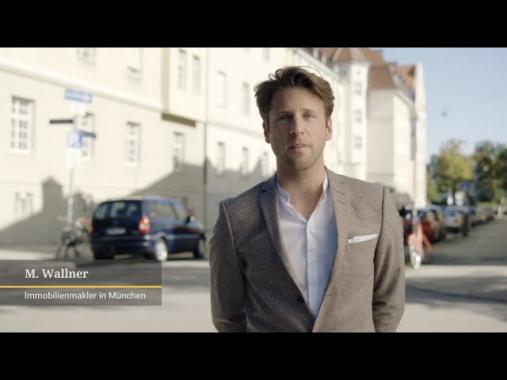 Marc Wallner, Makler von McMakler am Standort München