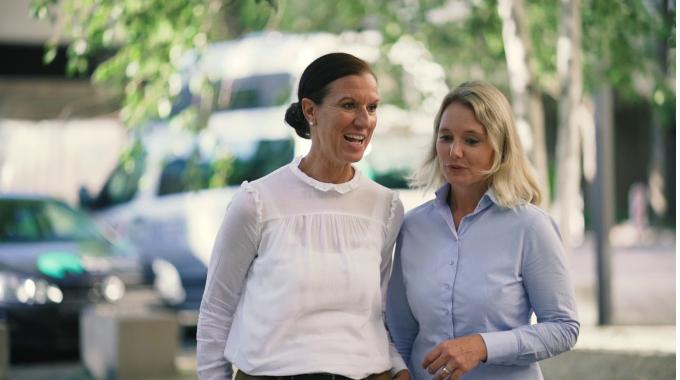 almeda: Interview mit Anja Wagner