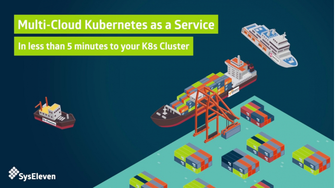 Multi Cloud Kubernetes as a Service